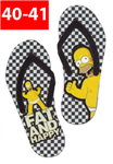 807813-Q4041 - Fat And Happy Infradito Flip Flops