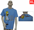T-Shirt Homer on a t-shirt - tg XL
